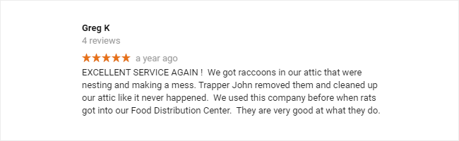 Trapper John Reviews